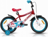 "bicykel Alpina STARTER 16"" red  2017"