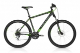 bicykel Kellys VIPER 30 Black Green 27,5  2018  19,5""