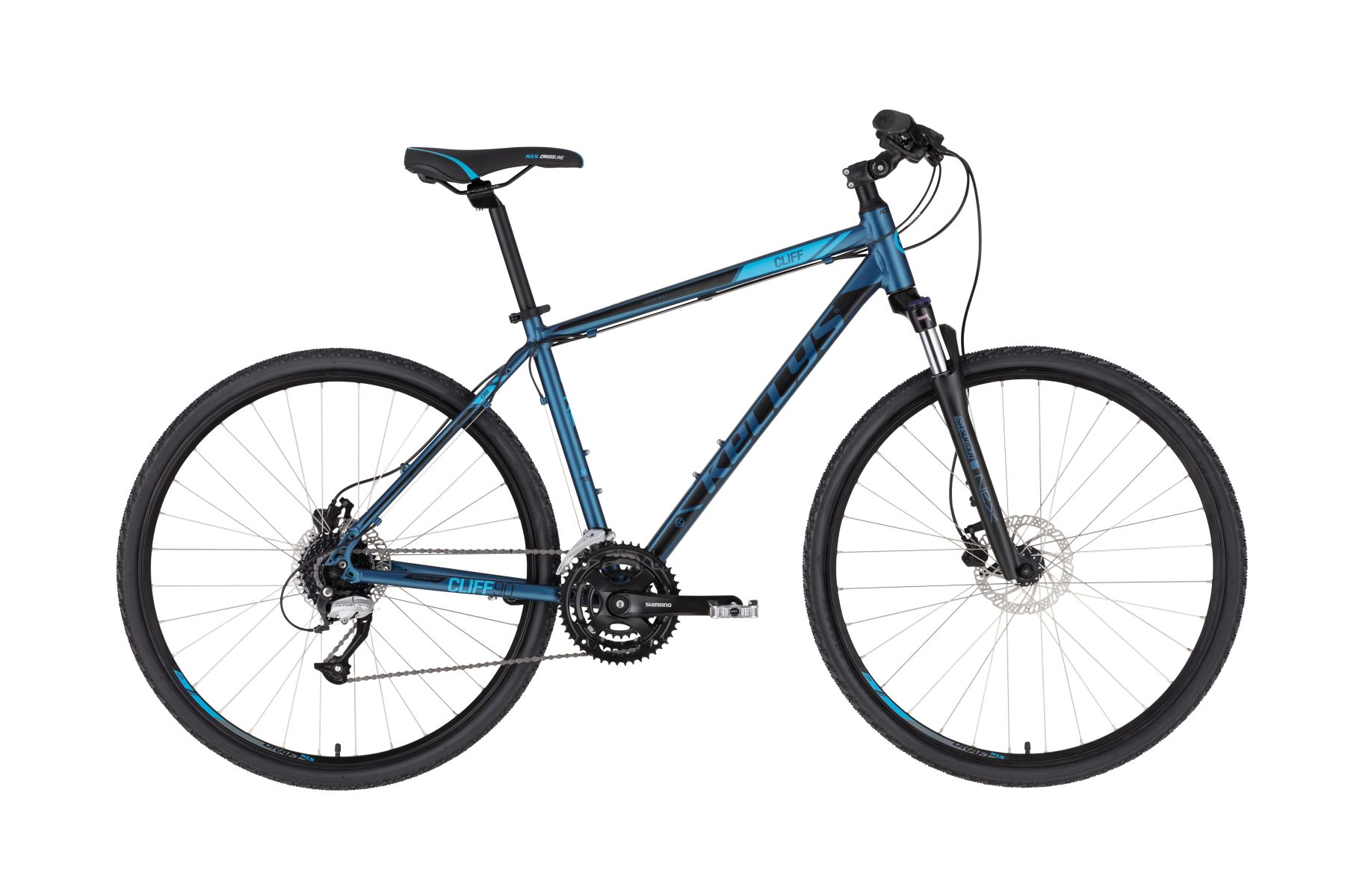 bicykel KELLYS Cliff 90 Deep Blue L  2021