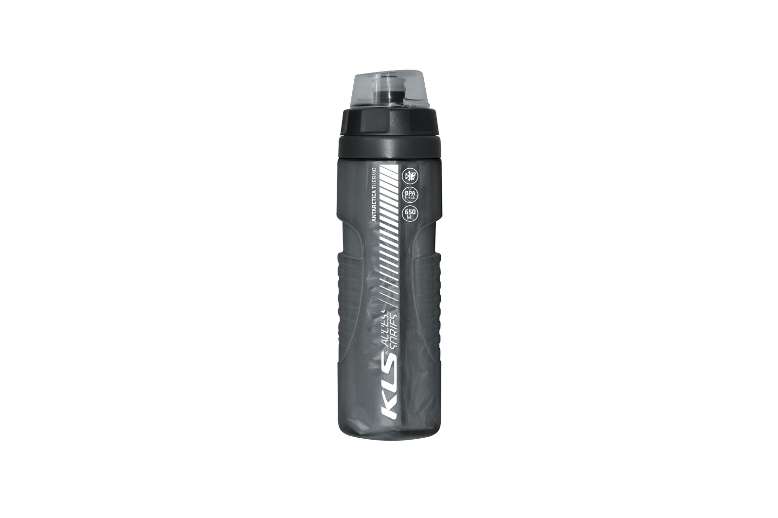 fľaša ANTARCTICA 0,7L Charcoal Black The