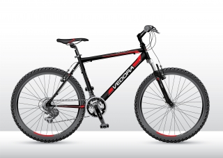 bicykel Vedora CONNEX M300 red  2017  15""