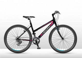 bicykel Vedora CONNEX M100 Lady black  2017  16,9""