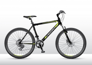 bicykel Vedora CONNEX M300 DISC green  2018  15""