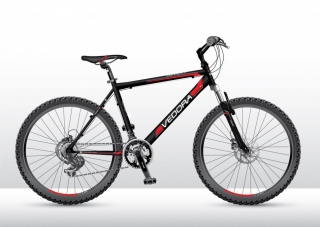 bicykel Vedora CONNEX M300 DISC red  2017  15""