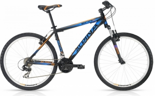 bicykel Alpina ECO M10 blue orange  2016  15.5""