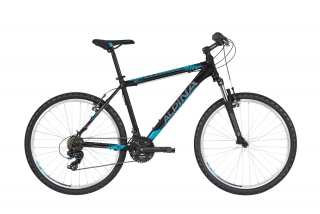 "bicykel Alpina ECO M10 Black L 26""  2020"