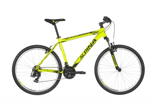 "bicykel Alpina ECO M20 neon lime XS 26""  2020"