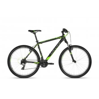 "bicykel Kellys VIPER 10 Black Lime 26""  2018  15,5"""