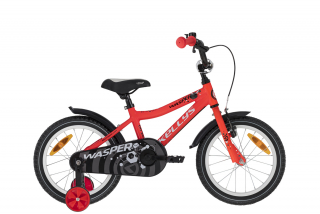 "bicykel Kellys WASPER red 16""  2020"